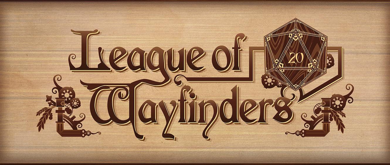 League of Wayfinders plaque